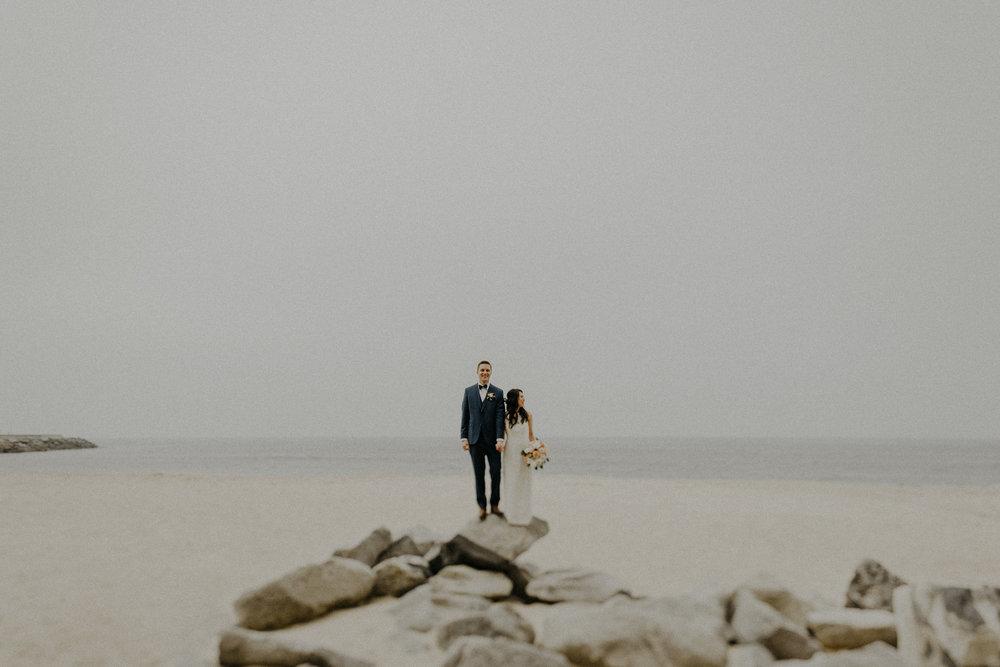 los angeles wedding photographer - long beach wedding - the chart house - IsaiahAndTaylor.com
