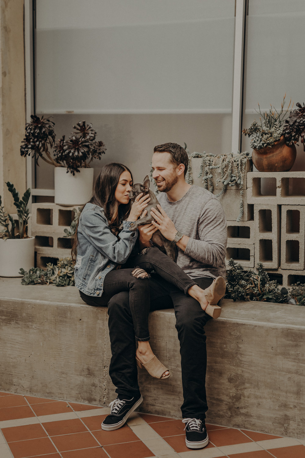 los ángeles wedding photographers - long beach engagement session - IsaiahAndTaylor.com