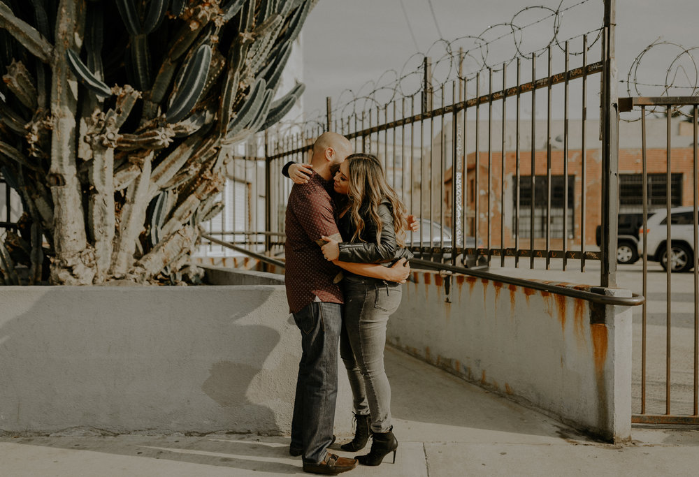 Isaiah + Taylor Photography - Los Angeles Wedding Photographer - DTLA Arts District  Engagement Session  003.jpg