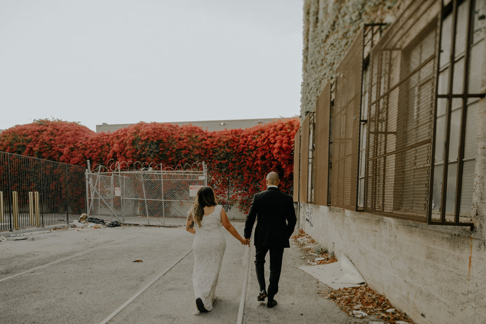 Isaiah + Taylor Photography - Los Angeles Wedding Photographer - DTLA Arts District  Engagement Session  021.jpg