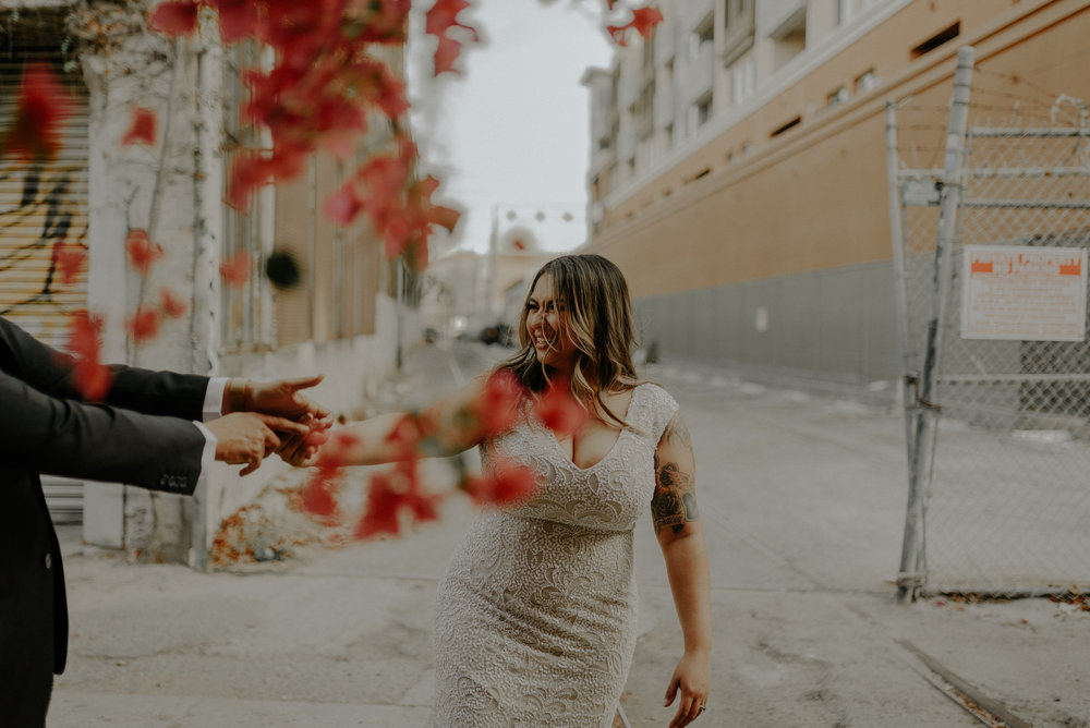 Isaiah + Taylor Photography - Los Angeles Wedding Photographer - DTLA Arts District  Engagement Session  032.jpg