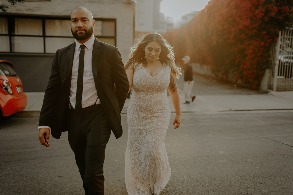 Isaiah + Taylor Photography - Los Angeles Wedding Photographer - DTLA Arts District  Engagement Session  039.jpg