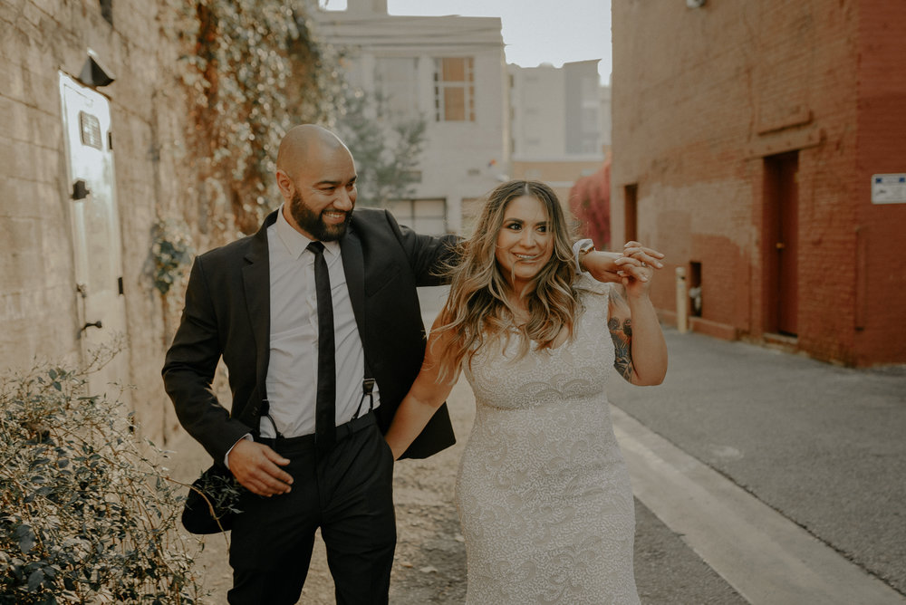 Isaiah + Taylor Photography - Los Angeles Wedding Photographer - DTLA Arts District  Engagement Session  041.jpg