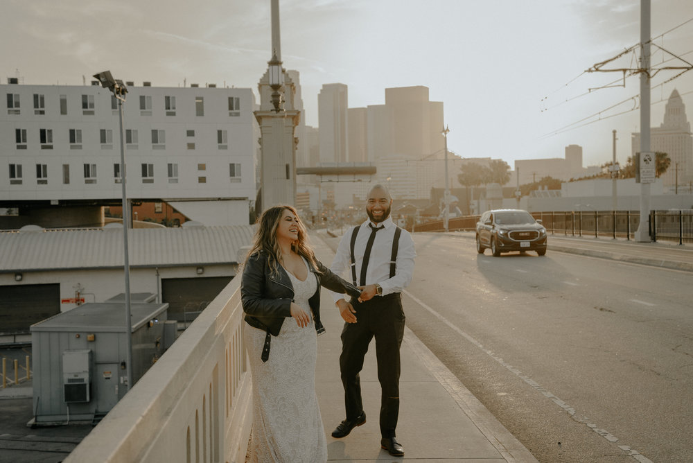 Isaiah + Taylor Photography - Los Angeles Wedding Photographer - DTLA Arts District  Engagement Session  057.jpg