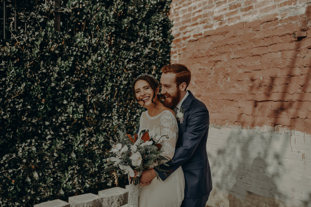 the unique space wedding, dtla