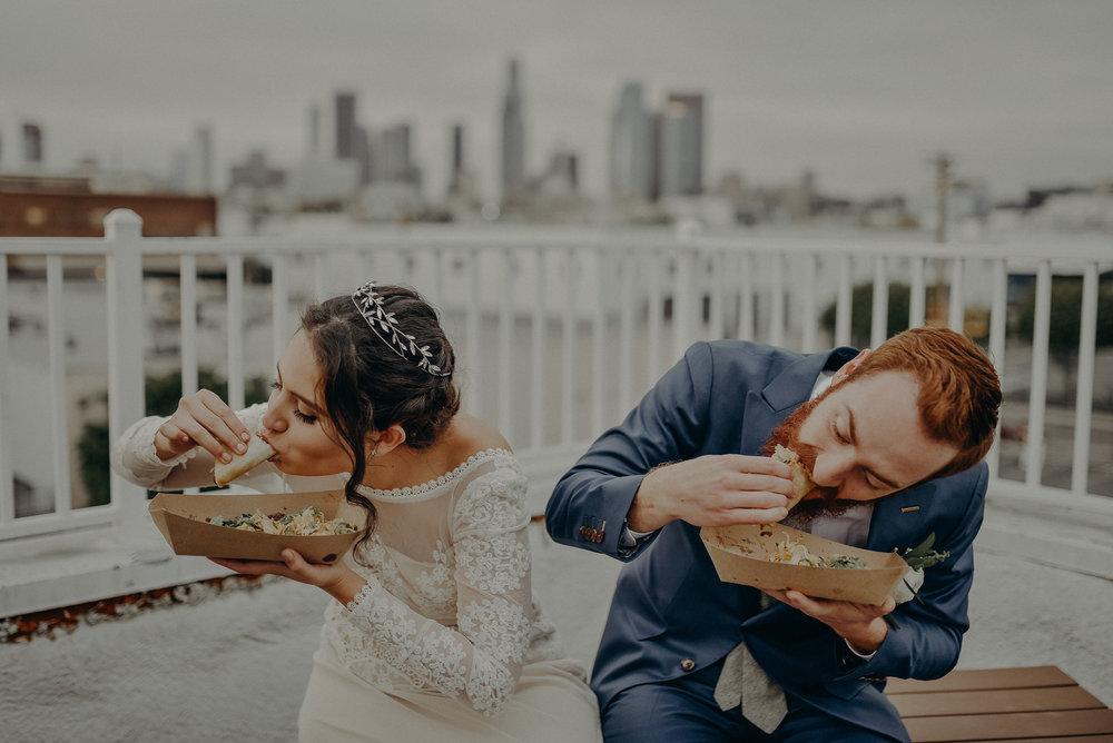 the unique space wedding photographer