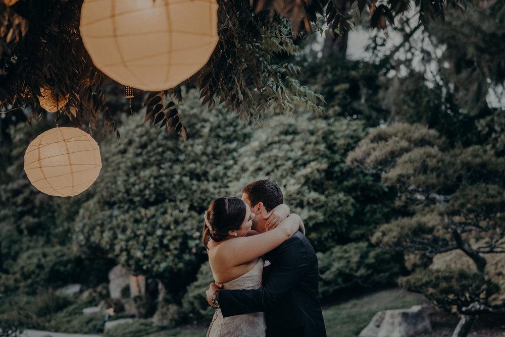 Japanese Botanical Gardens, Long Beach Wedding Photographers