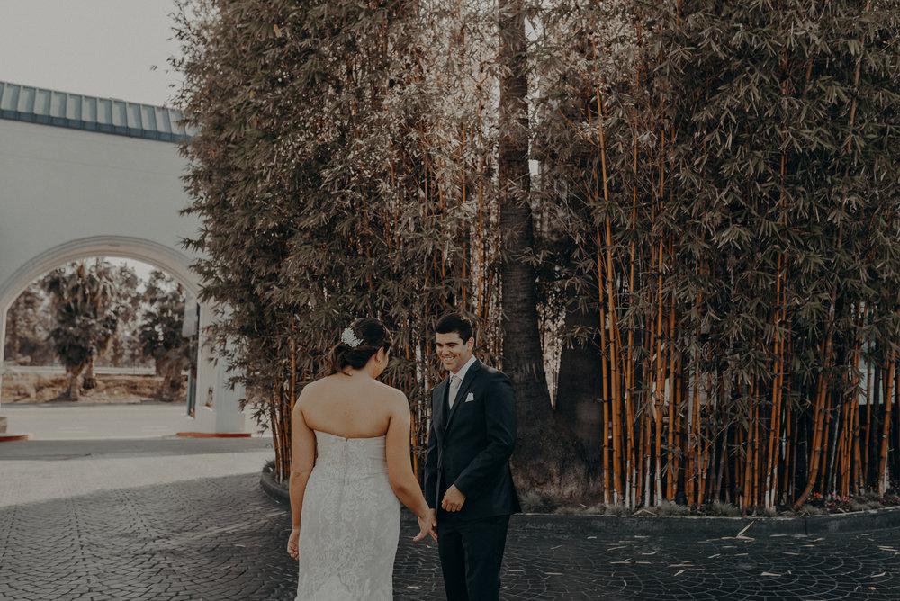 Long Beach Wedding Photographers - Japanese Botanical Garden - Earl Burns Miller - Cal State Long Beach - IsaiahAndTaylor.com-018.jpg