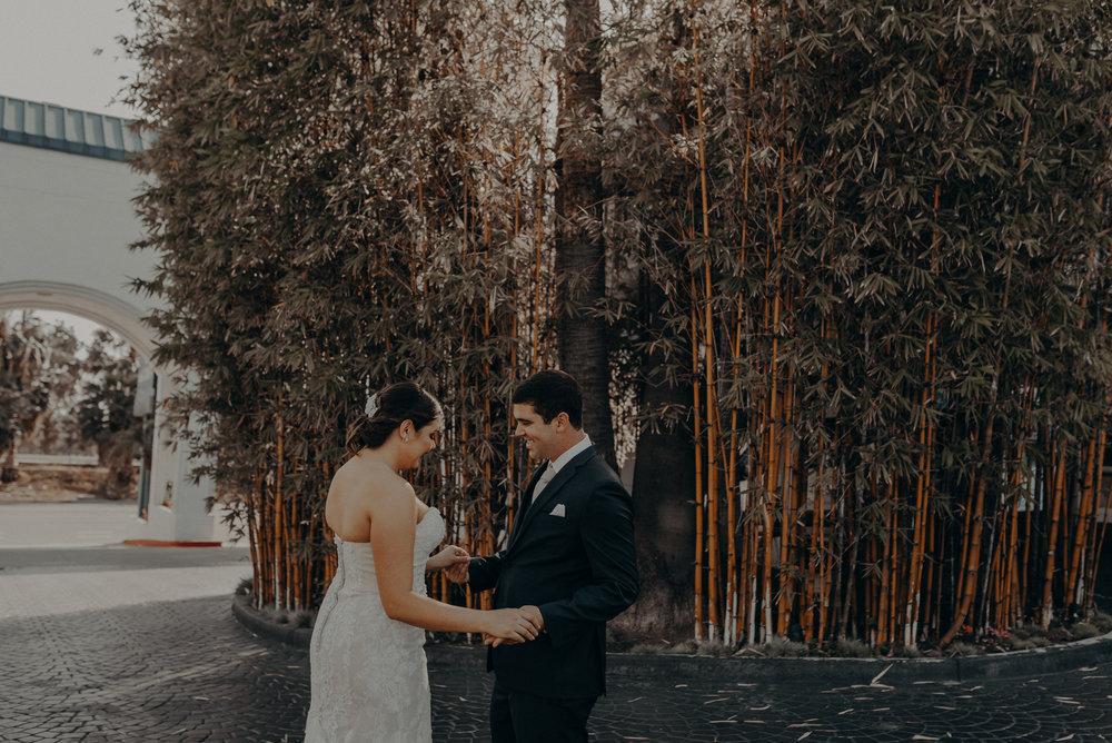 Long Beach Wedding Photographers - Japanese Botanical Garden - Earl Burns Miller - Cal State Long Beach - IsaiahAndTaylor.com-019.jpg