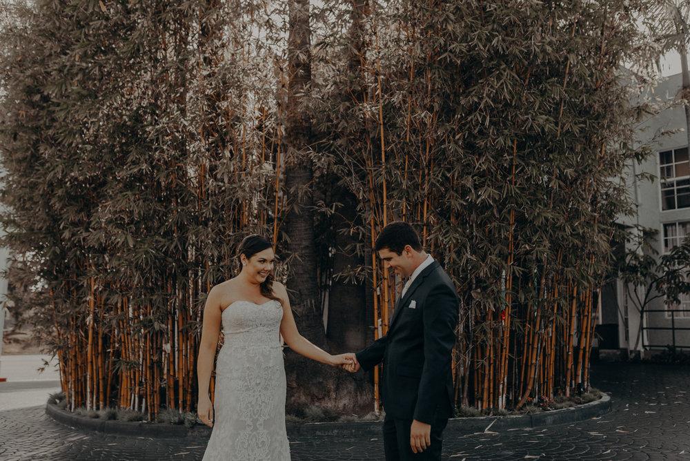 Long Beach Wedding Photographers - Japanese Botanical Garden - Earl Burns Miller - Cal State Long Beach - IsaiahAndTaylor.com-021.jpg