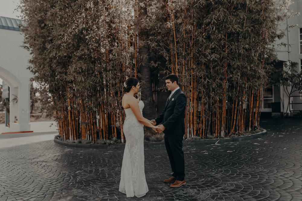 Long Beach Wedding Photographers - Japanese Botanical Garden - Earl Burns Miller - Cal State Long Beach - IsaiahAndTaylor.com-022.jpg