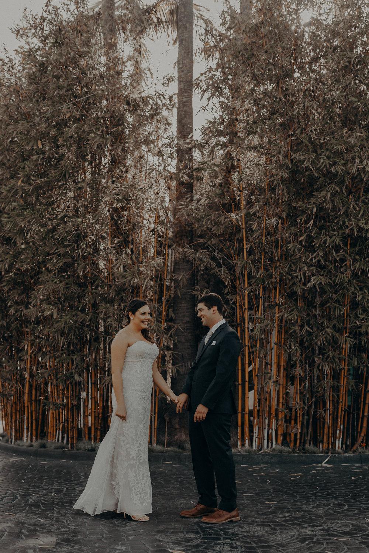 Long Beach Wedding Photographers - Japanese Botanical Garden - Earl Burns Miller - Cal State Long Beach - IsaiahAndTaylor.com-023.jpg