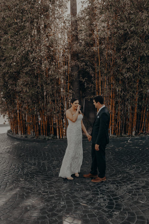 Long Beach Wedding Photographers - Japanese Botanical Garden - Earl Burns Miller - Cal State Long Beach - IsaiahAndTaylor.com-025.jpg