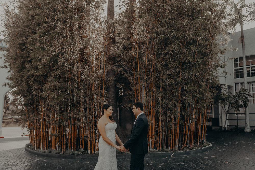 Long Beach Wedding Photographers - Japanese Botanical Garden - Earl Burns Miller - Cal State Long Beach - IsaiahAndTaylor.com-026.jpg