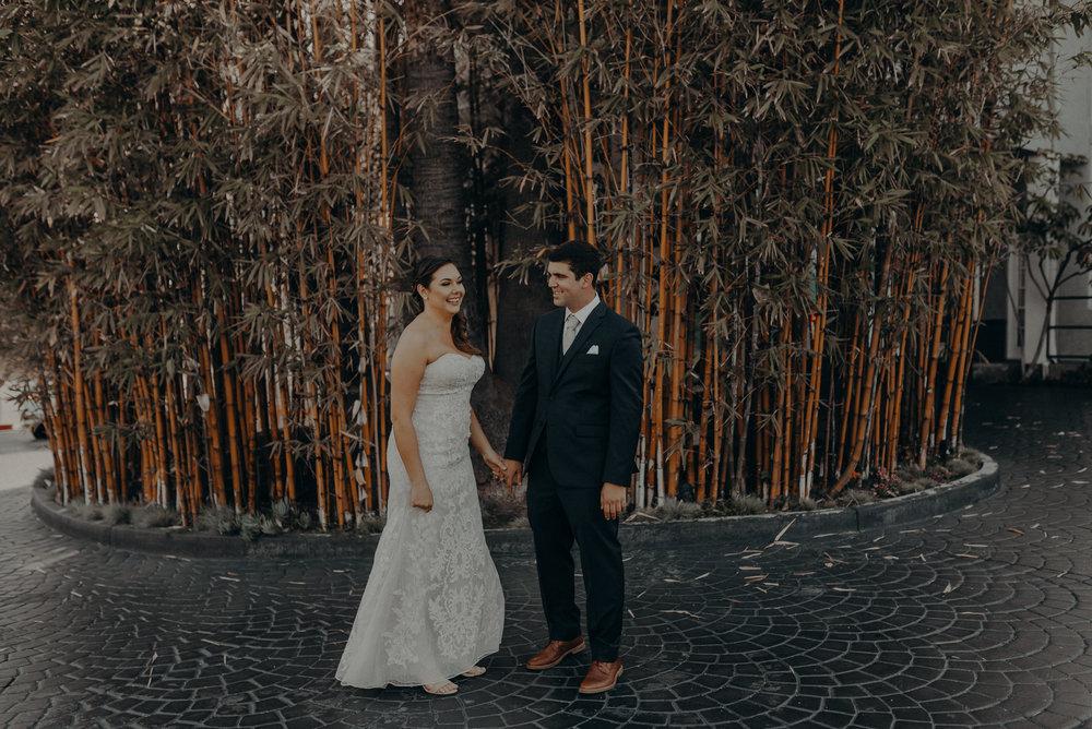 Long Beach Wedding Photographers - Japanese Botanical Garden - Earl Burns Miller - Cal State Long Beach - IsaiahAndTaylor.com-029.jpg
