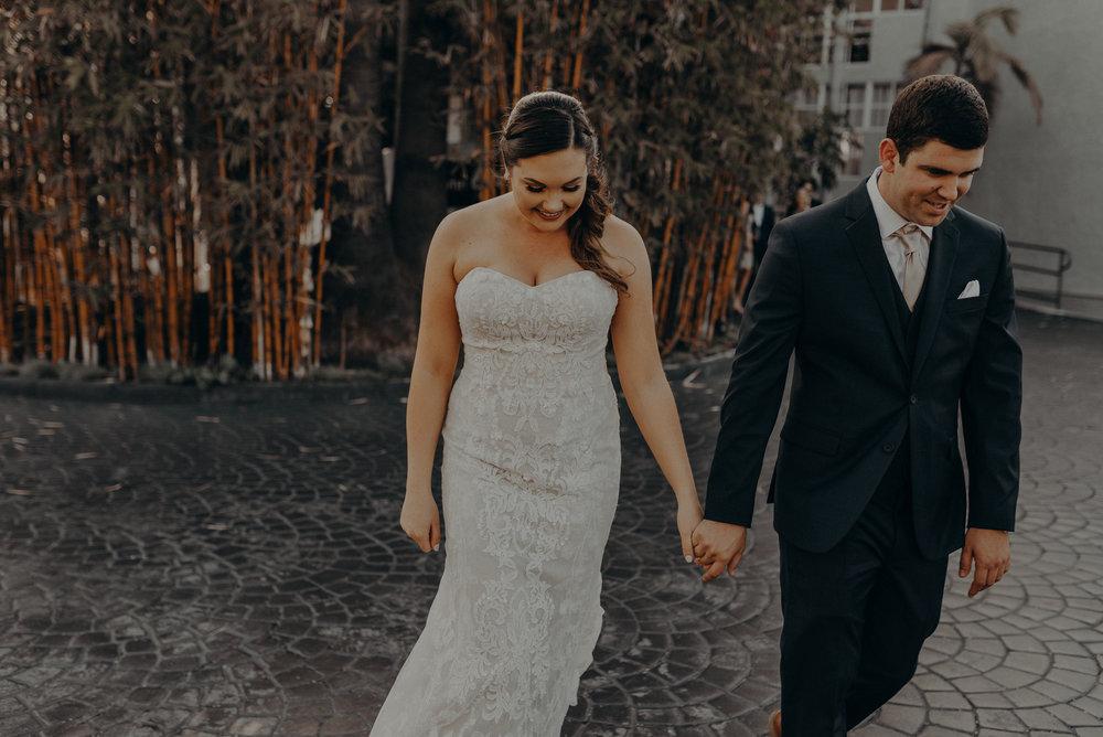 Long Beach Wedding Photographers - Japanese Botanical Garden - Earl Burns Miller - Cal State Long Beach - IsaiahAndTaylor.com-033.jpg