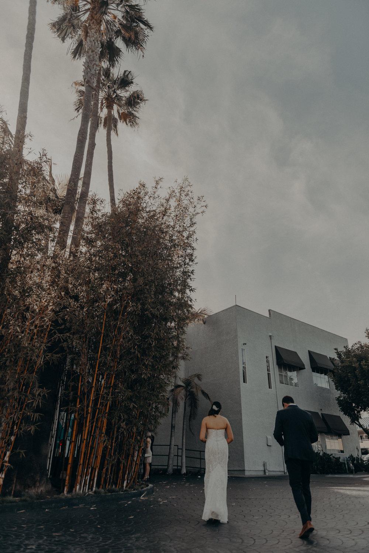 Long Beach Wedding Photographers - Japanese Botanical Garden - Earl Burns Miller - Cal State Long Beach - IsaiahAndTaylor.com-034.jpg
