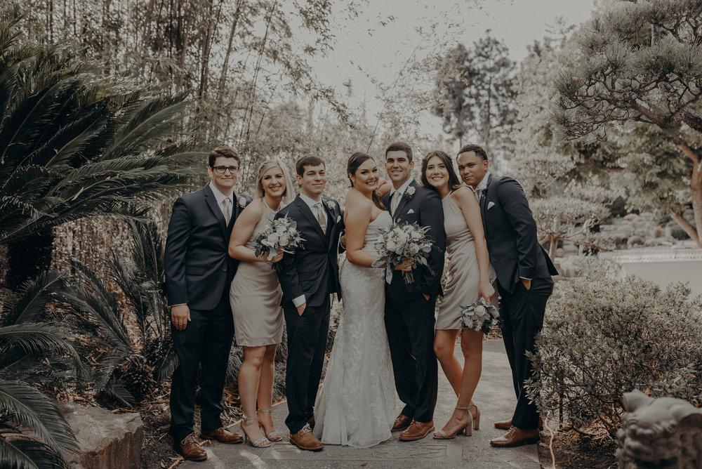 Long Beach Wedding Photographers - Japanese Botanical Garden - Earl Burns Miller - Cal State Long Beach - IsaiahAndTaylor.com-036.jpg