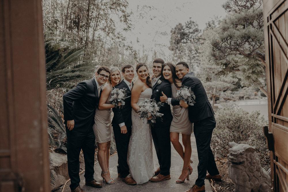 Long Beach Wedding Photographers - Japanese Botanical Garden - Earl Burns Miller - Cal State Long Beach - IsaiahAndTaylor.com-037.jpg