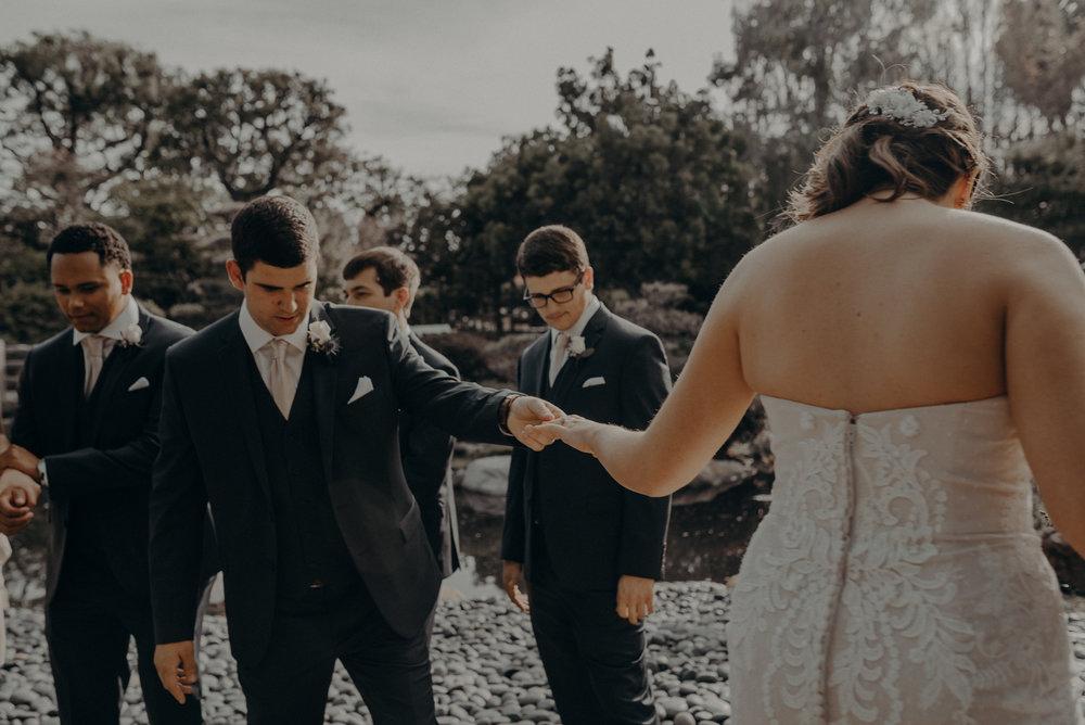 Long Beach Wedding Photographers - Japanese Botanical Garden - Earl Burns Miller - Cal State Long Beach - IsaiahAndTaylor.com-044.jpg