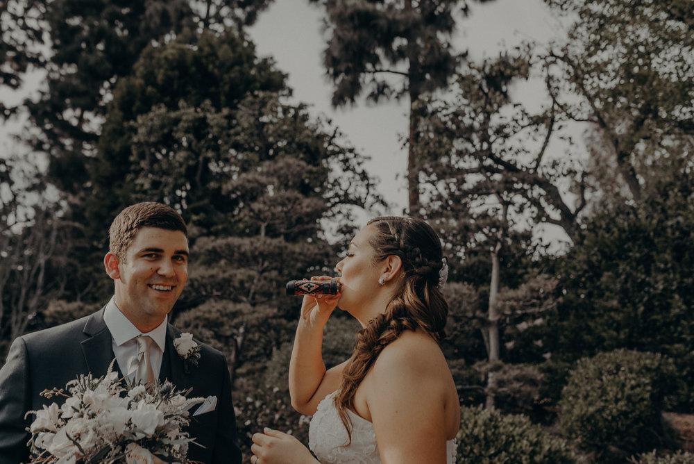 Long Beach Wedding Photographers - Japanese Botanical Garden - Earl Burns Miller - Cal State Long Beach - IsaiahAndTaylor.com-045.jpg
