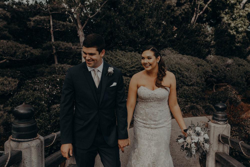 Long Beach Wedding Photographers - Japanese Botanical Garden - Earl Burns Miller - Cal State Long Beach - IsaiahAndTaylor.com-046.jpg