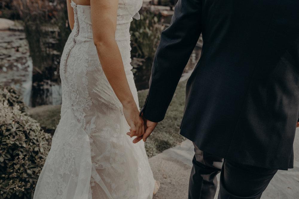 Long Beach Wedding Photographers - Japanese Botanical Garden - Earl Burns Miller - Cal State Long Beach - IsaiahAndTaylor.com-047.jpg