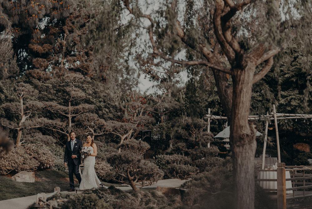 Long Beach Wedding Photographers - Japanese Botanical Garden - Earl Burns Miller - Cal State Long Beach - IsaiahAndTaylor.com-055.jpg