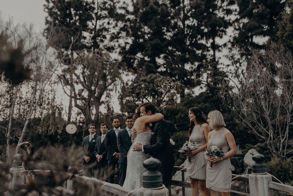 Long Beach Wedding Photographers - Japanese Botanical Garden - Earl Burns Miller - Cal State Long Beach - IsaiahAndTaylor.com-056.jpg