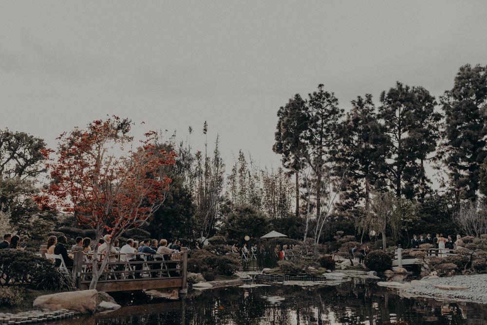 Long Beach Wedding Photographers - Japanese Botanical Garden - Earl Burns Miller - Cal State Long Beach - IsaiahAndTaylor.com-058.jpg