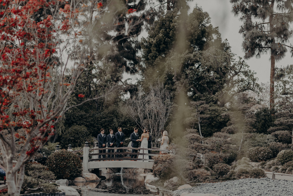 Long Beach Wedding Photographers - Japanese Botanical Garden - Earl Burns Miller - Cal State Long Beach - IsaiahAndTaylor.com-060.jpg