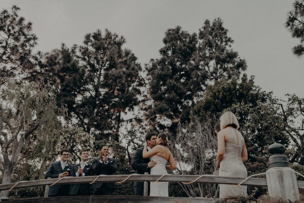 Long Beach Wedding Photographers - Japanese Botanical Garden - Earl Burns Miller - Cal State Long Beach - IsaiahAndTaylor.com-065.jpg