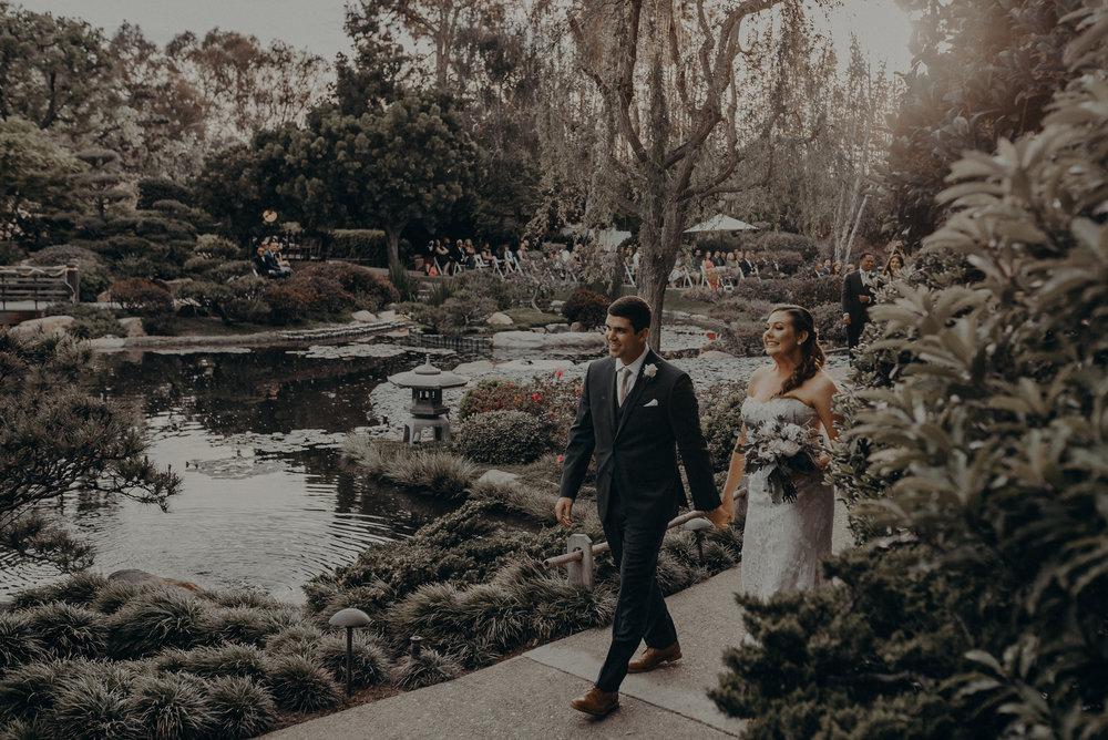 Long Beach Wedding Photographers - Japanese Botanical Garden - Earl Burns Miller - Cal State Long Beach - IsaiahAndTaylor.com-068.jpg