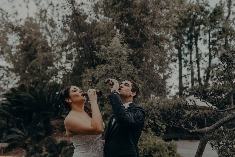 Long Beach Wedding Photographers - Japanese Botanical Garden - Earl Burns Miller - Cal State Long Beach - IsaiahAndTaylor.com-069.jpg