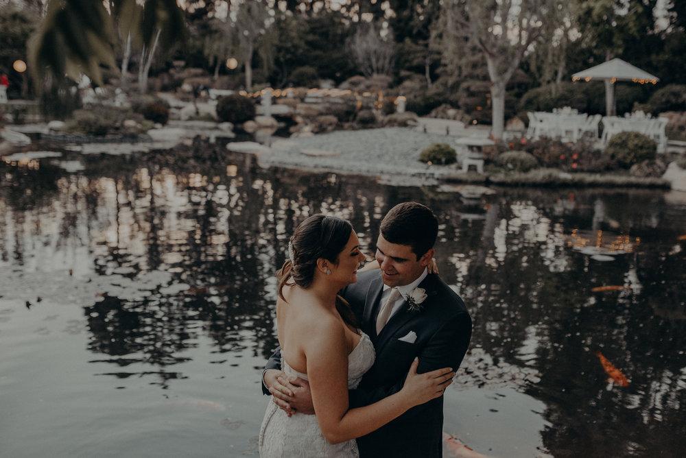 Long Beach Wedding Photographers - Japanese Botanical Garden - Earl Burns Miller - Cal State Long Beach - IsaiahAndTaylor.com-071.jpg