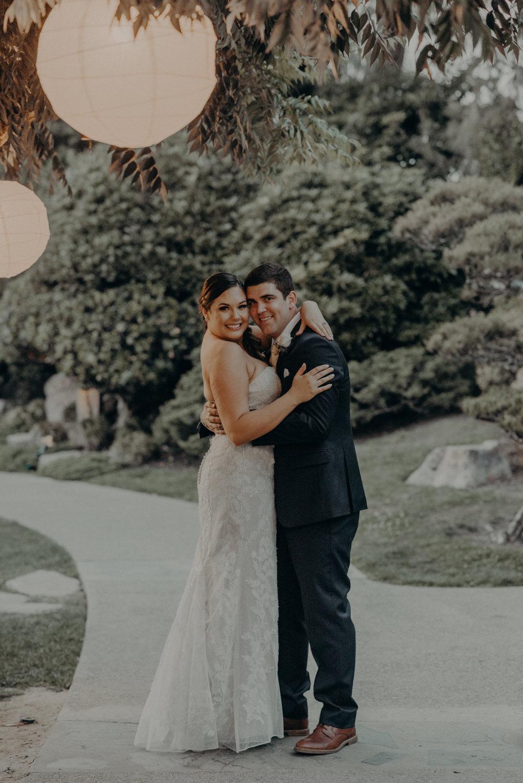 Long Beach Wedding Photographers - Japanese Botanical Garden - Earl Burns Miller - Cal State Long Beach - IsaiahAndTaylor.com-075.jpg