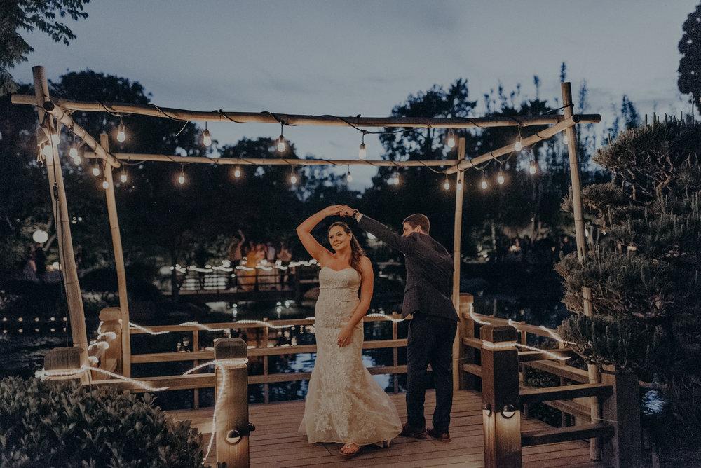 Long Beach Wedding Photographers - Japanese Botanical Garden - Earl Burns Miller - Cal State Long Beach - IsaiahAndTaylor.com-078.jpg