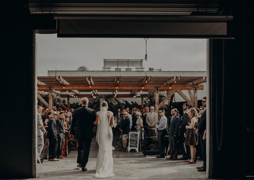 the woodshed wedding