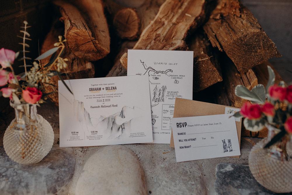 Los Angeles Wedding Photographers - Yosemite Destination Wedding Elopement - IsaiahAndTaylor.com -003.jpg
