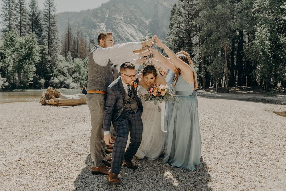 Los Angeles Wedding Photographers - Yosemite Destination Wedding Elopement - IsaiahAndTaylor.com -068.jpg
