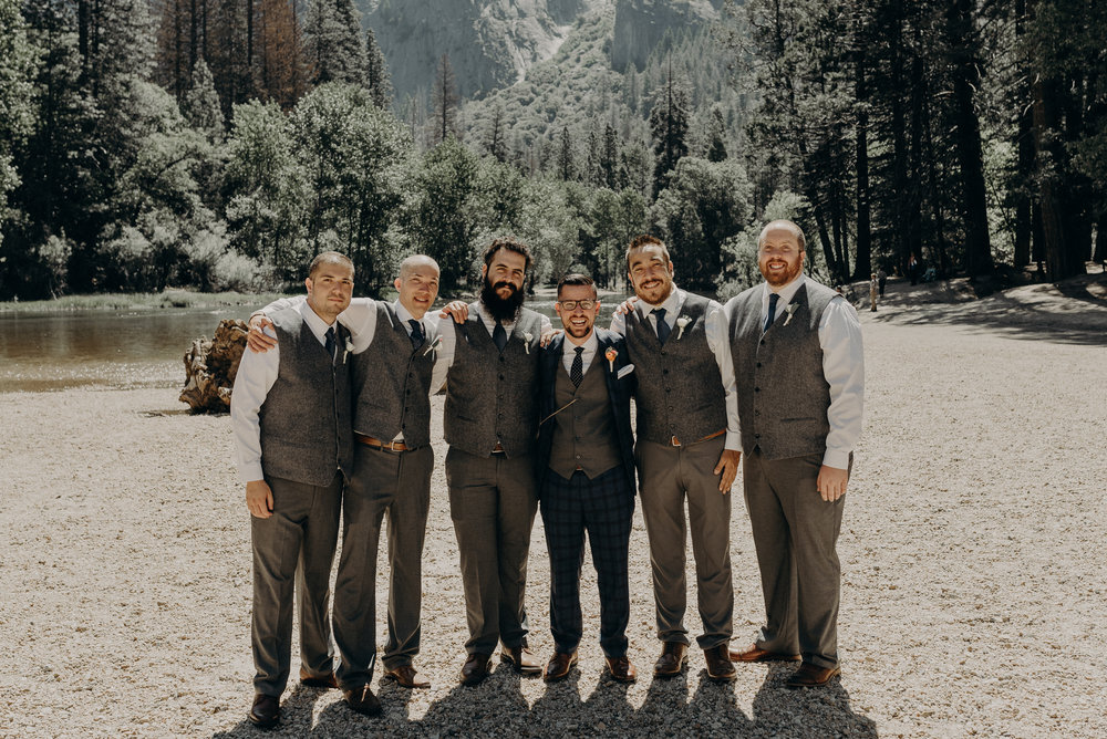 Los Angeles Wedding Photographers - Yosemite Destination Wedding Elopement - IsaiahAndTaylor.com -069.jpg