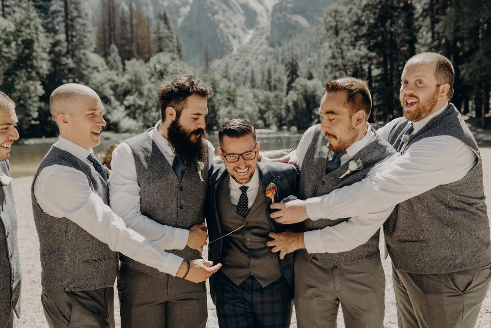 Los Angeles Wedding Photographers - Yosemite Destination Wedding Elopement - IsaiahAndTaylor.com -070.jpg