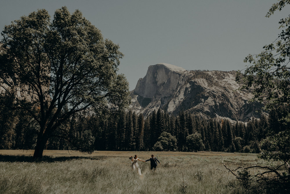 Los Angeles Wedding Photographers - Yosemite Destination Wedding Elopement - IsaiahAndTaylor.com -089.jpg