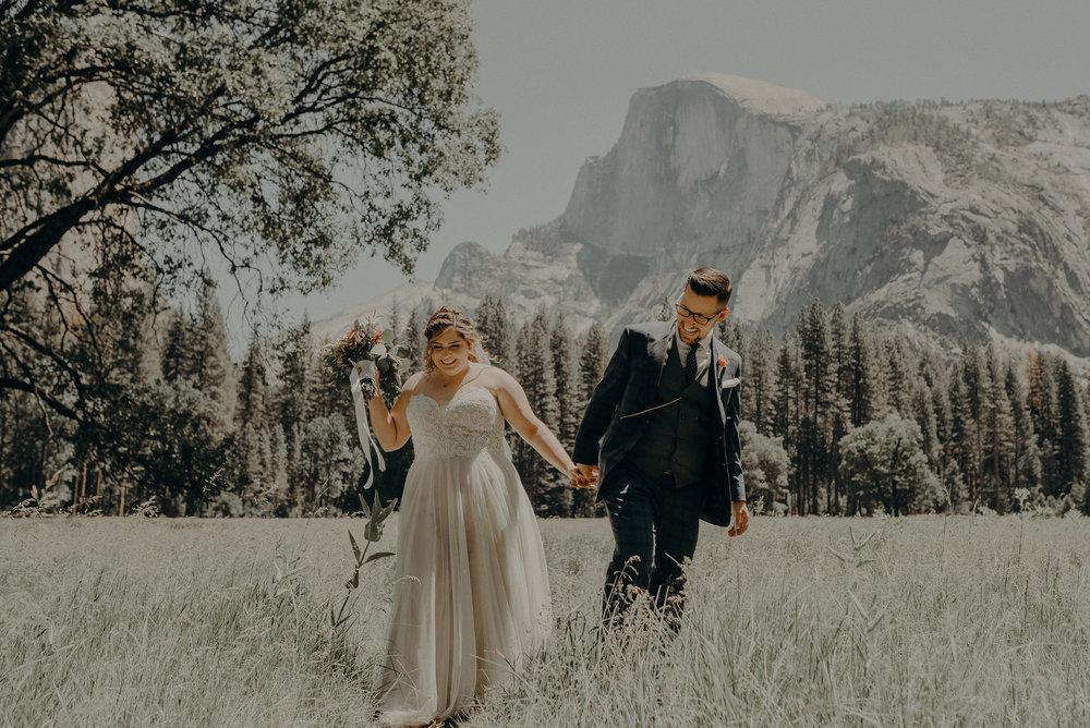 Los Angeles Wedding Photographers - Yosemite Destination Wedding Elopement - IsaiahAndTaylor.com -090.jpg