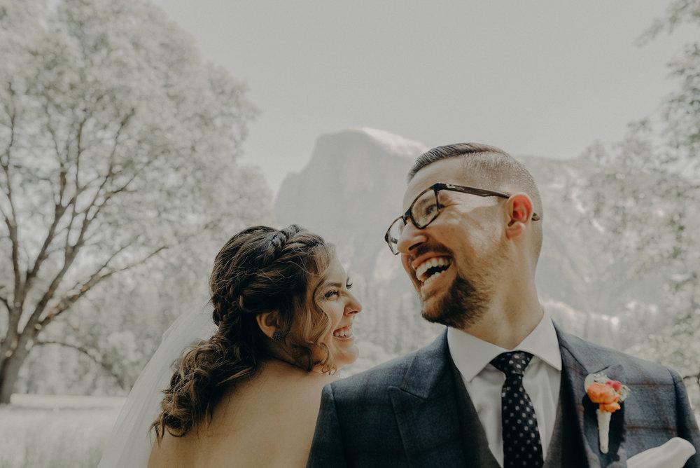 Los Angeles Wedding Photographers - Yosemite Destination Wedding Elopement - IsaiahAndTaylor.com -096.jpg