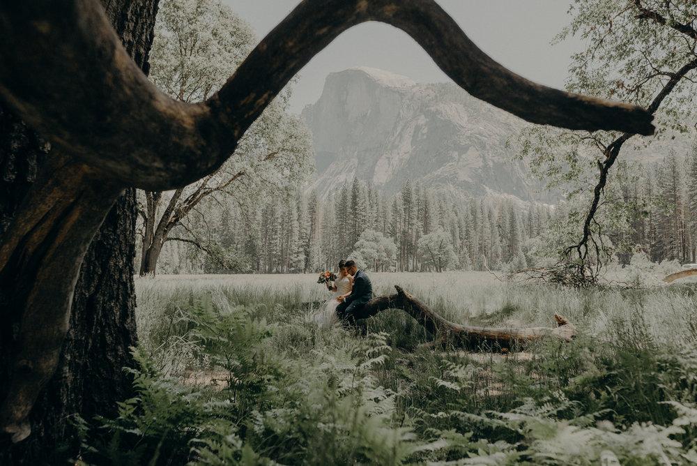 Los Angeles Wedding Photographers - Yosemite Destination Wedding Elopement - IsaiahAndTaylor.com -095.jpg