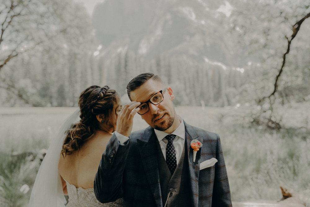 Los Angeles Wedding Photographers - Yosemite Destination Wedding Elopement - IsaiahAndTaylor.com -097.jpg