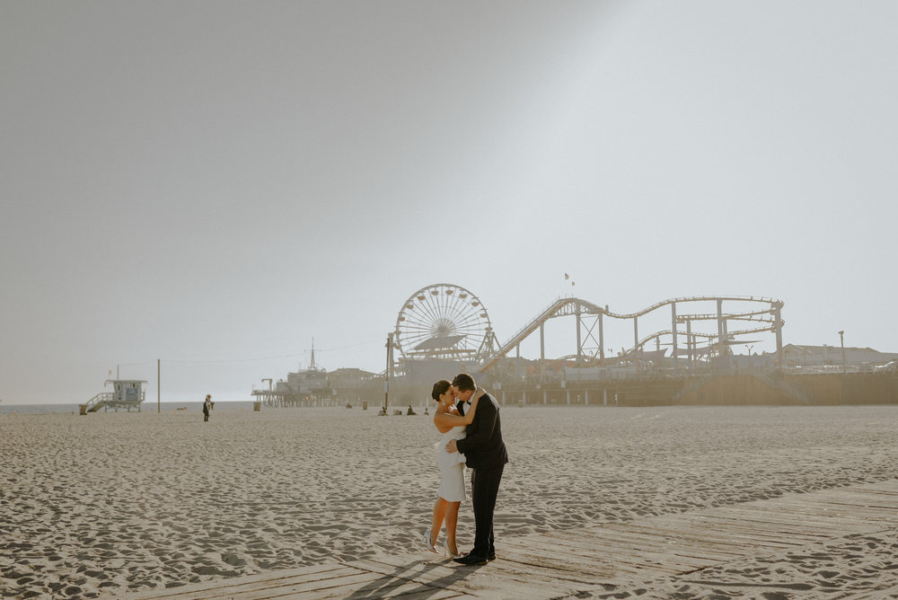 Los Angeles Wedding Photography - Long Beach Wedding Photography - Santa Monica Elopement-044.jpg