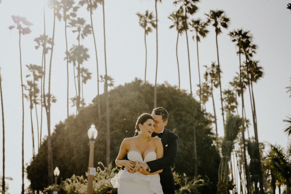 los angeles wedding photography - L.A. elopement - santa monica - IsaiahAndTaylor.com-2.jpg