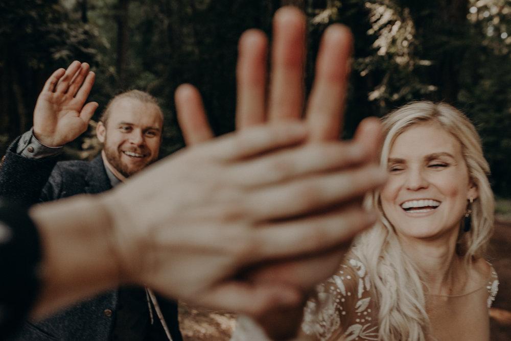 los angeles wedding photographer - california elopement